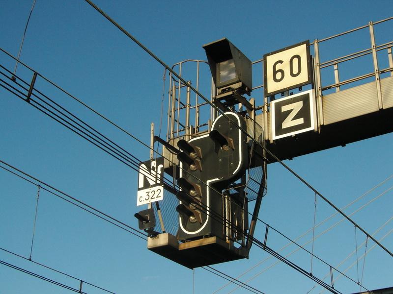 Travaux de signalisation